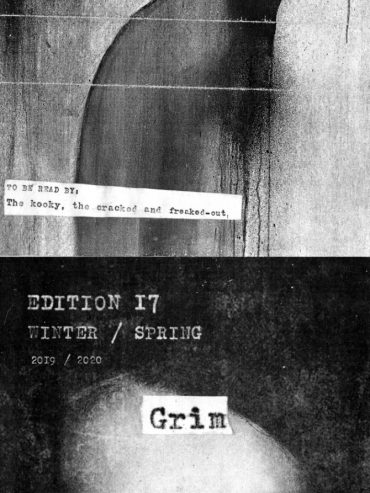 Grim 16/17 Double Edition Winter/Spring 2019/2020